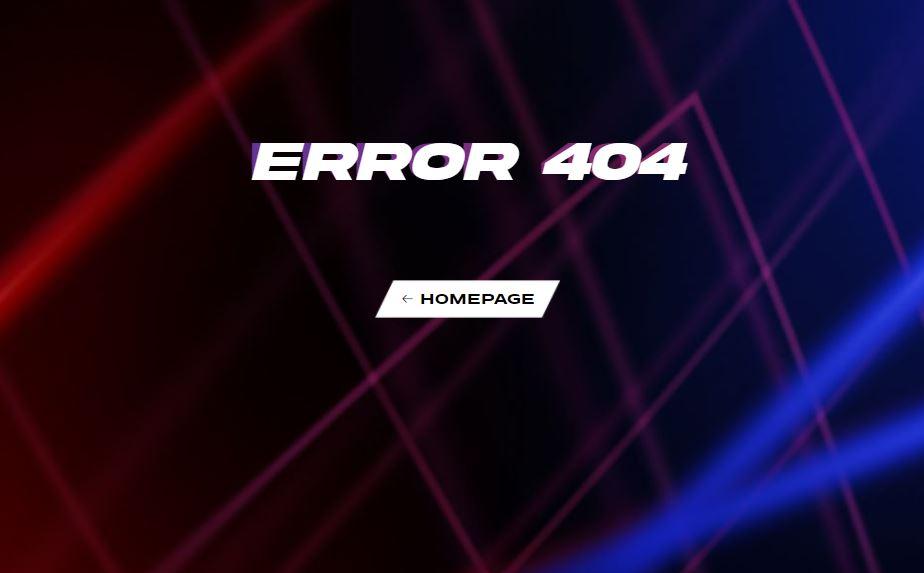 msc error 404